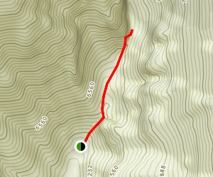 Middle Canyon Map