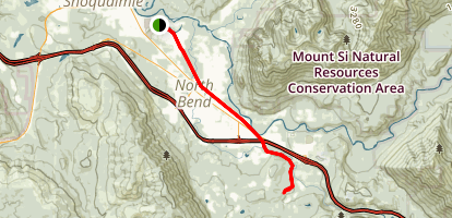 Snoqualmie Valley Trail Map