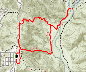 Mentally Sensitive Trail Map