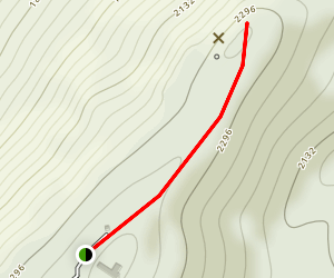 (Doug Ghee) Bald Rock Boardwalk Map