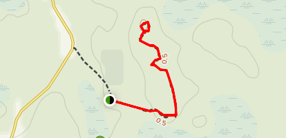Walking On Ancient Mountains Map