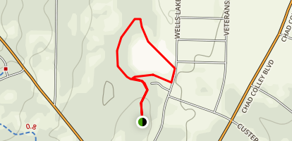 Field and Forest Trail Map