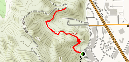 Mike Schuler Trail Map
