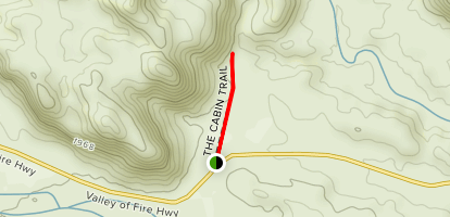 The Cabin Trail Map