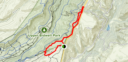 Peregrine Point Trail Map