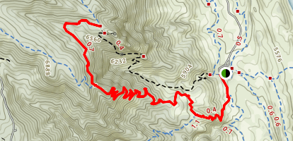 Howard Trail Map
