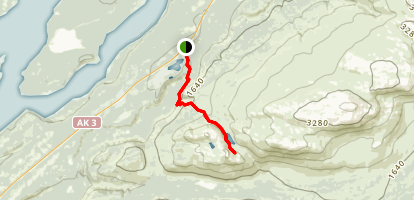 Ermine Hill Trail Map