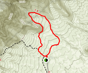 Smith Spring Trail Map