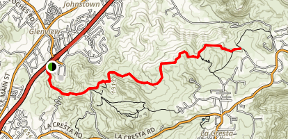 Valley View Truck Trail Map