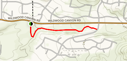 Wildwood Basin Trail Map