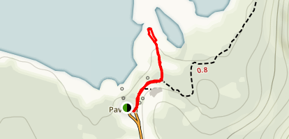 Photo Point Trail Map