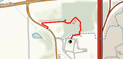 Casaloma Conservancy Trail Map
