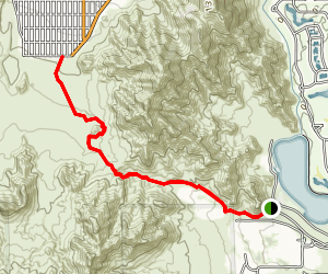 Morrow Trail Map