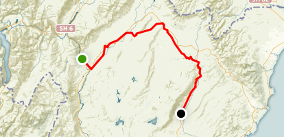 Otago Central Rail Trail Map
