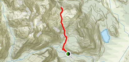 Sugarloaf Track  Map