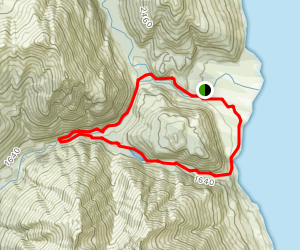 Leke Rere Loop Trail Map
