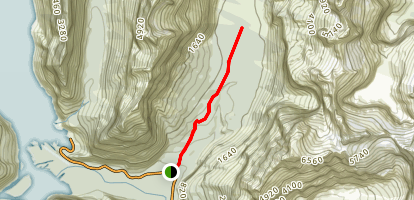 Tutko Valley River Trail Map