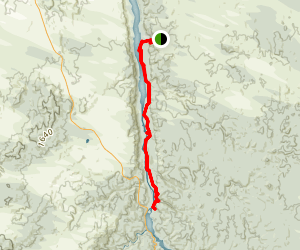 Waikato River Trail Map