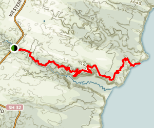 Waihaha Trail Map