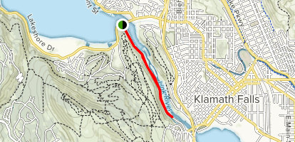 Link River trail Map