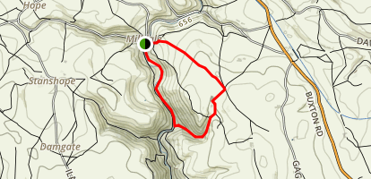 Baley Hill Loop Map