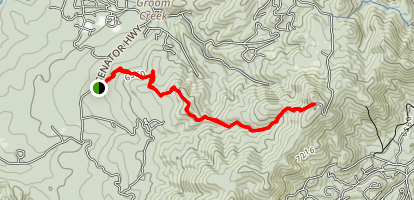 307 Trail Map