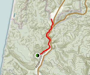 Davison Trail Map