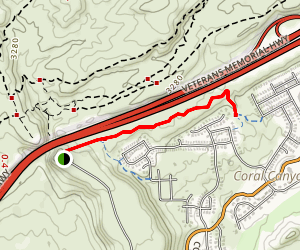 Coral Canyon Trail Map