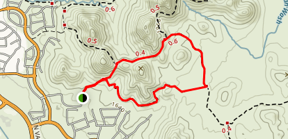 Desert Tortoise Trail Map