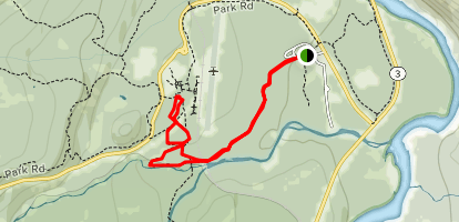 McKinley Station Trail Map