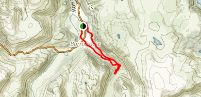Stonethwaite Loop Map