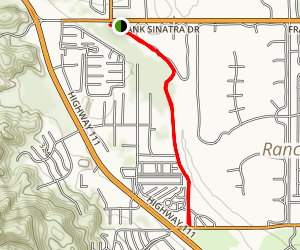Butler Abrams Trail Map