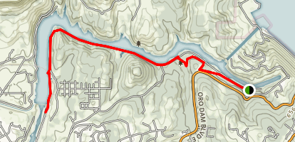 Freeman Trail Map