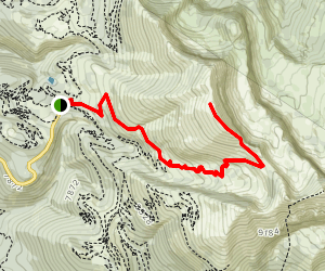 Grand Targhee Map