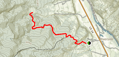 Wapaca Trail Map