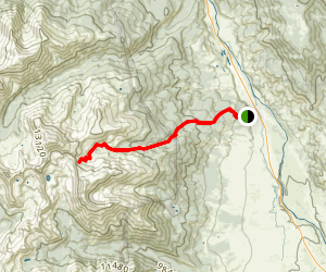 Frenchman Creek Map