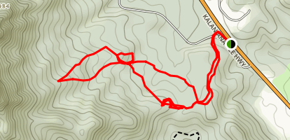 Norfolk Trail Map