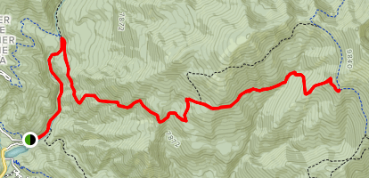 Holman Trail Map