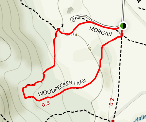 Woodpecker Trail Map
