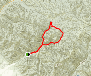 Rainey Creek Trail Map