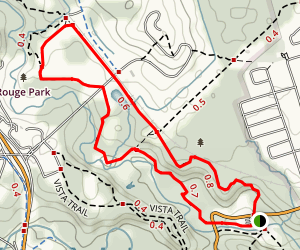 Orchard Trail Map