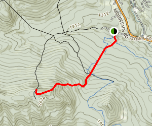 Skytop Trail Map