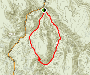 Third Fork Rock Creek  Loop Map