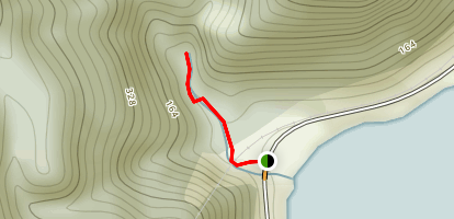 Ohau Stream Walk Map