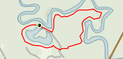 Loblolly Loop Trail Map