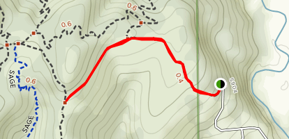 Burnt Ridge Connect Map