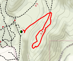 Heber Valley Overlook Map