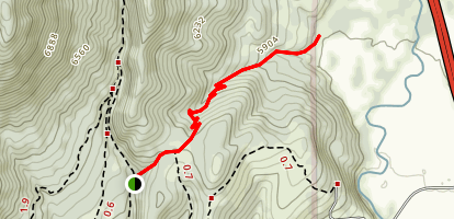 Gobblers Gulch Trail Map