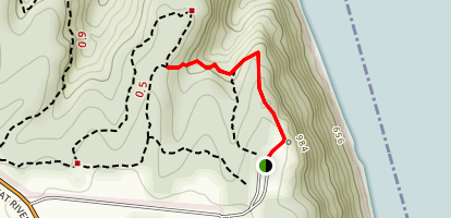 Bridal Veil Trail Map