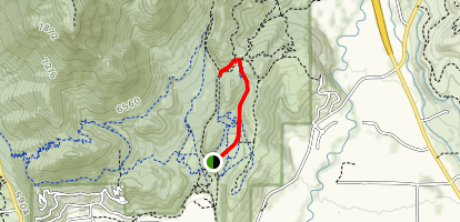 Sage Trail Map